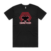 CrikeyCon VI 2019 Men's T-shirt