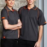 Mens Fusion Polo Cooldry Polo