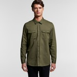 AS Colour Men's Military Shirt 5412