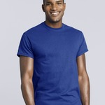 Men's 'Gildan' Regular Fit Sturdy Cotton T Shirt